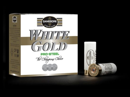 White Gold 12/70 24g US7 Steel Trap