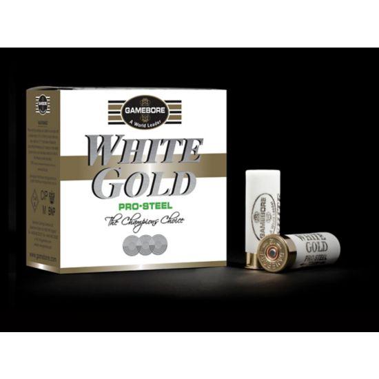 White Gold 12/70 24g 7 Stål