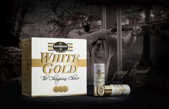 White Gold 12/70 28g US8 Bly Compak