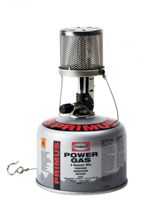 Micronlantern Steel Mesh Gasslykt