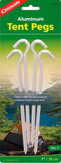 Teltplugg Aluminium 18 cm