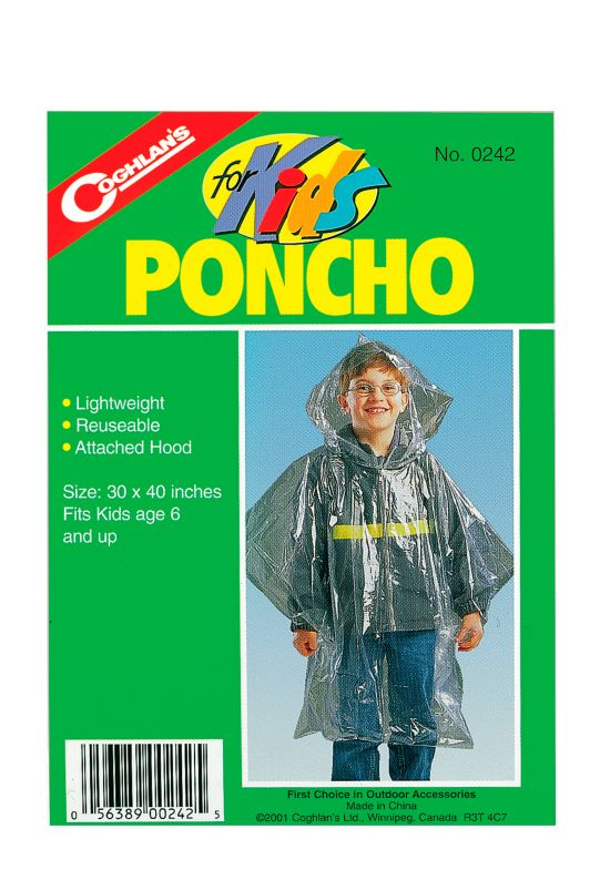 Poncho For Barn