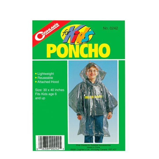 Poncho For Barn