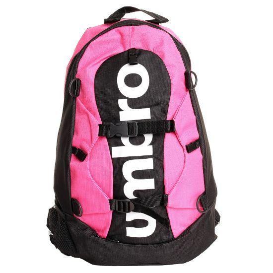 Multi Backpack Ryggsekk BLACK/ROSE
