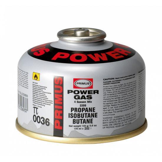 Powergas Gassboks 100 g