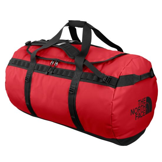 Base Camp Duffel Bag S TNF RED/BLACK