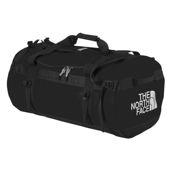 Base Camp Duffel Bag S TNF BLACK