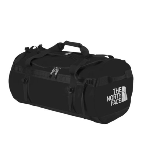 Base Camp medium duffelbag TNF BLACK