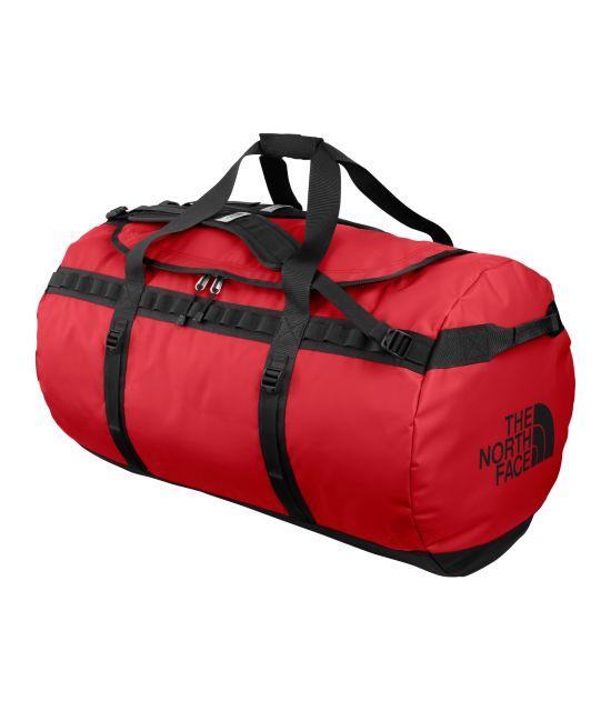 Bc Duffel Bag Medium TNF RED