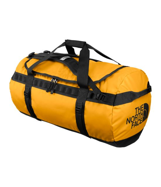 Bc Duffel Bag Medium TNF YELLOW/BLAC