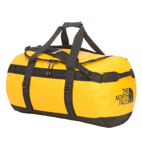 Bc Duffel Bag M SUMMIT GOLD