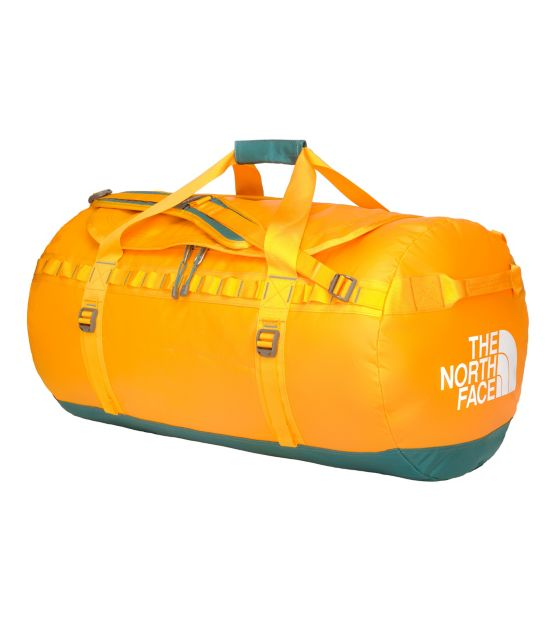 Base Camp Duffel Bag L CONE ORG/ZINNIA
