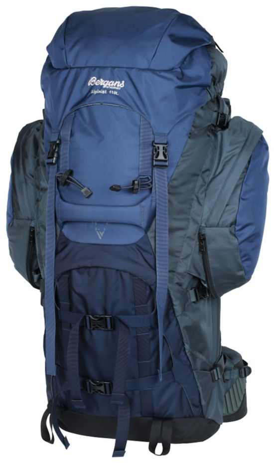 Alpinist Ryggsekk 110 L DUSTYBLUE/NAVY/