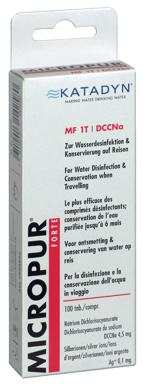 Micropur Forte MF 1T
