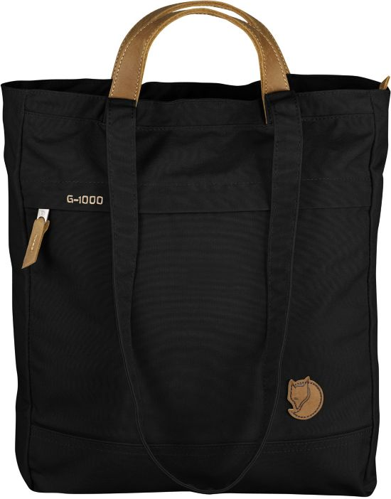 Totepack No 1 Veske BLACK