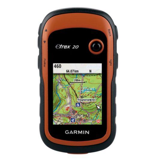 eTrex 20 GPS