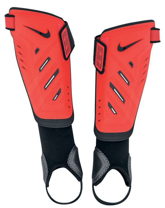Protegga Shield Leggskinn BRIGHT CRIMSON/