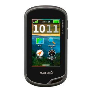 Oregon 650 håndholdt GPS