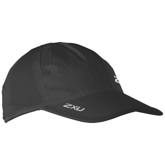 Run Caps Unisex BLACK/BLACK