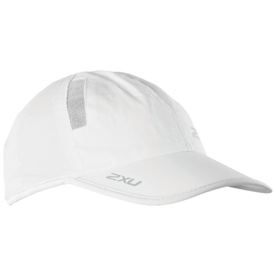 Run Caps Unisex WHITE/WHITE